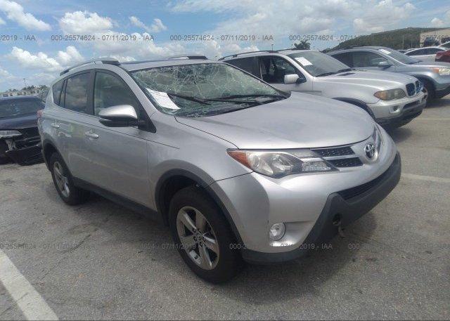 Inventory #367512946 2015 Toyota RAV4