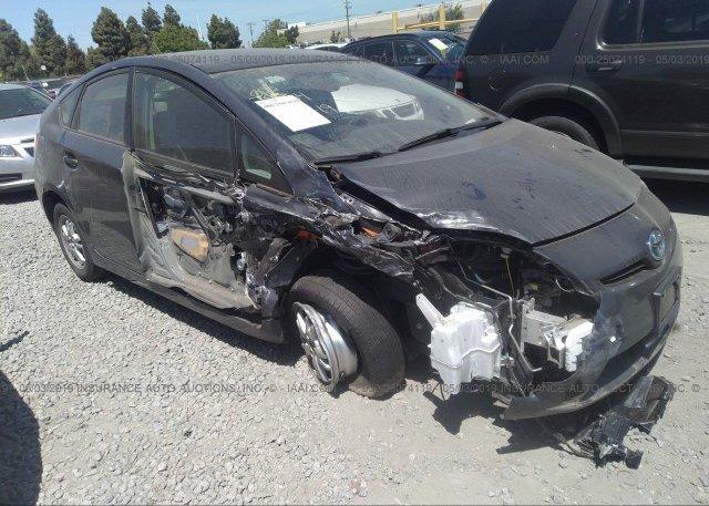 Inventory #547395543 2010 Toyota PRIUS