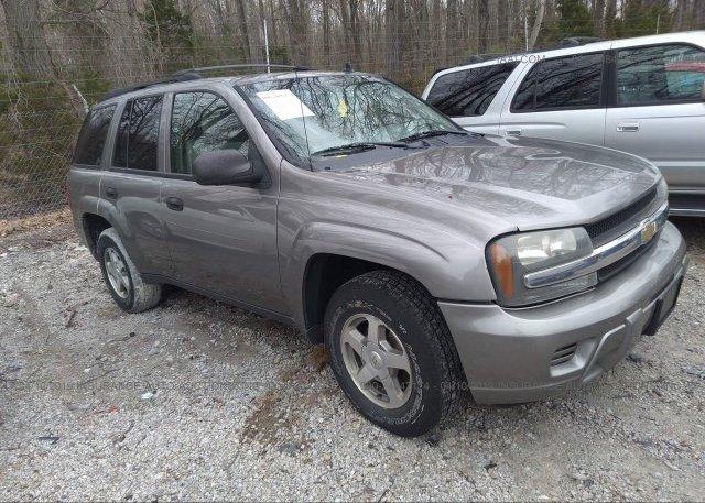 Inventory #412134876 2006 Chevrolet TRAILBLAZER