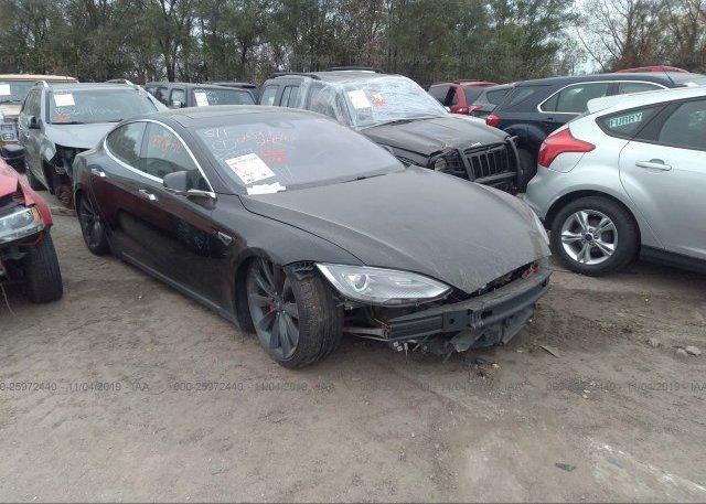 Inventory #498777138 2014 Tesla MODEL S