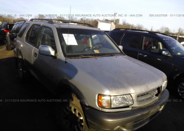 Inventory #290015409 2001 Honda PASSPORT