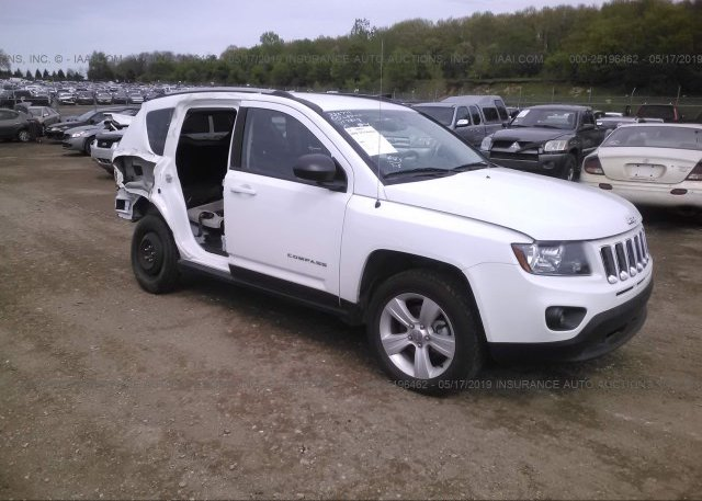 Inventory #864547164 2016 JEEP COMPASS