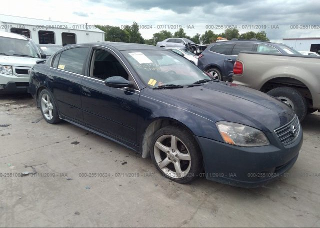 Inventory #919782247 2005 Nissan ALTIMA