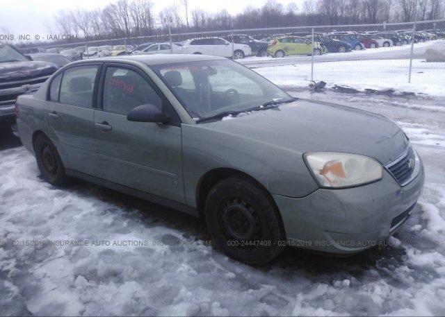Inventory #254765653 2006 Chevrolet MALIBU