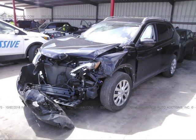 Knmat2mt4gp606561 Original Black Nissan Rogue At Dale Tx On Online