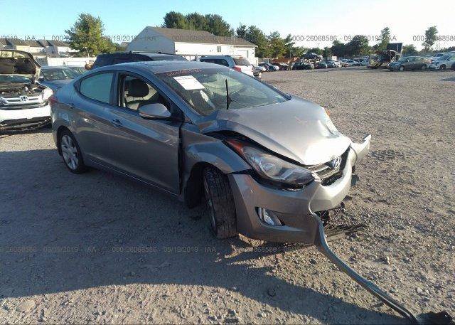 Inventory #818243203 2013 Hyundai ELANTRA
