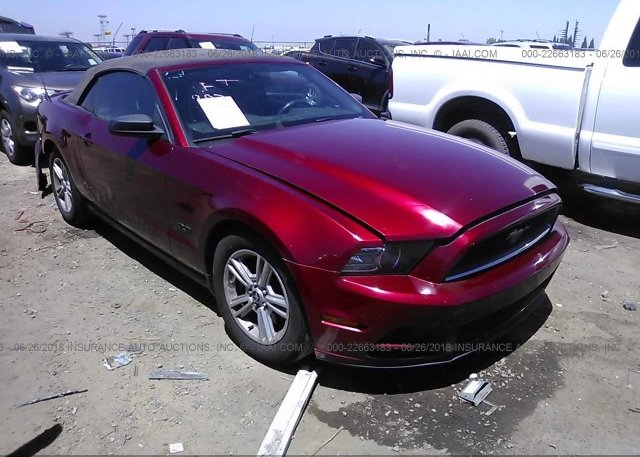 Inventory #213855446 2014 FORD MUSTANG