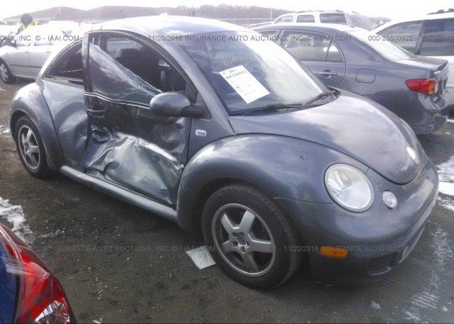 Inventory #866639545 2002 Volkswagen NEW BEETLE
