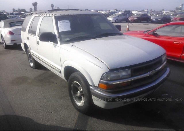 Inventory #101423538 2001 Chevrolet BLAZER