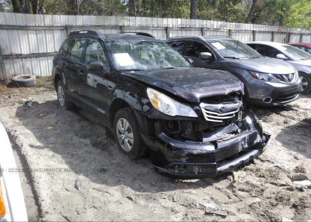 Inventory #271177349 2012 Subaru OUTBACK