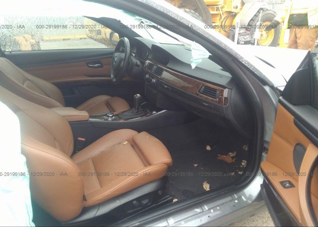 пригнать из сша 2010 BMW 3 SERIES WBAWB7C52AP048450