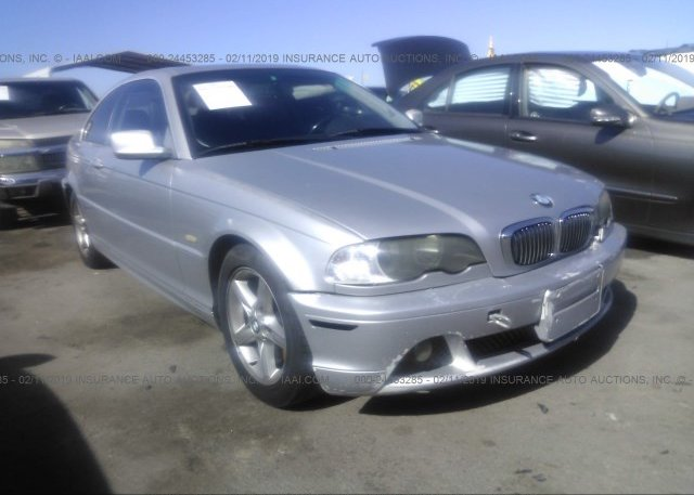 Inventory #157237956 2001 BMW 325