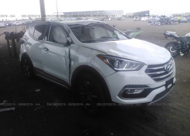 Inventory #440671942 2017 Hyundai SANTA FE SPORT