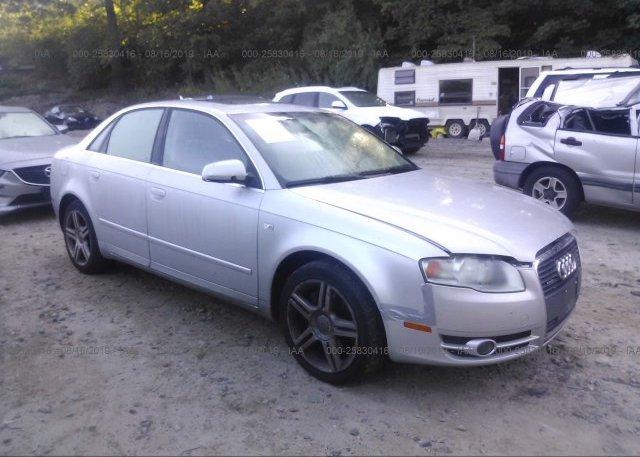 Inventory #454796806 2006 AUDI A4