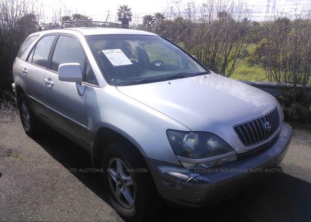 Inventory #582488388 1999 Lexus RX