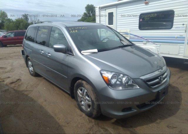 Inventory #155835647 2006 Honda ODYSSEY