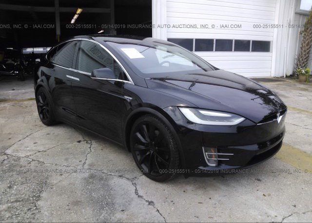 Inventory #357541858 2016 Tesla MODEL X