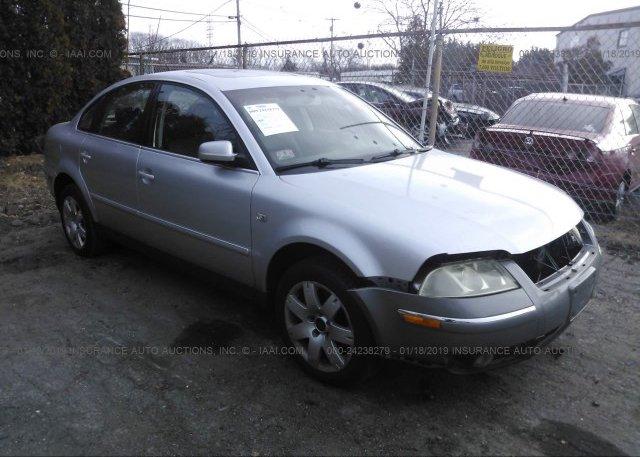Inventory #857995890 2003 Volkswagen PASSAT