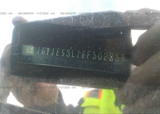 1G11E5SL1EF302839 2014 CHEVROLET MALIBU