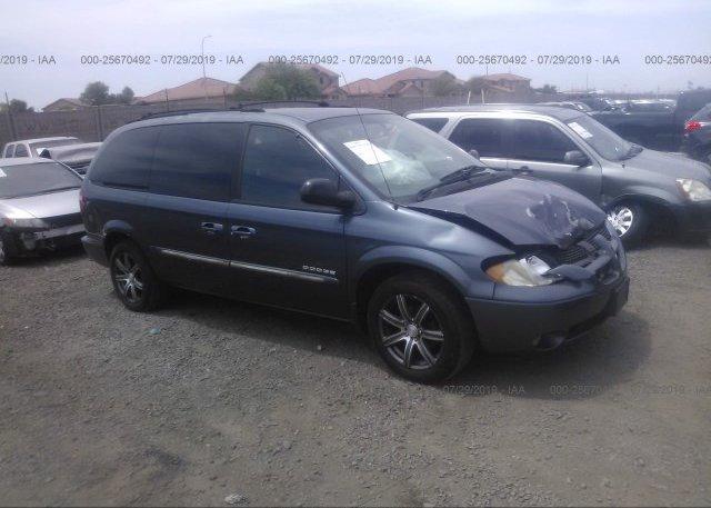 Inventory #142497145 2001 Dodge GRAND CARAVAN