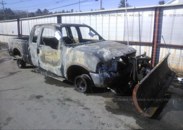 Inventory #206095363 2004 FORD F250