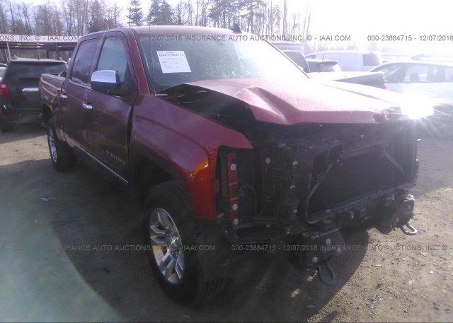 Inventory #224488301 2015 Chevrolet SILVERADO