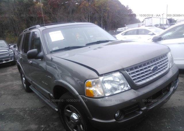 Inventory #843315882 2002 FORD EXPLORER