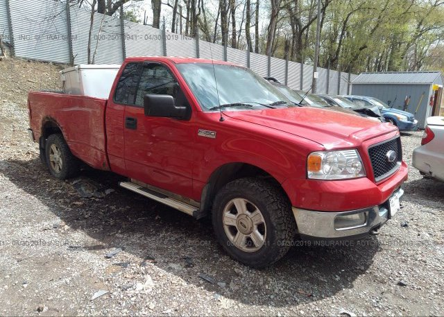 Inventory #421986279 2004 FORD F150