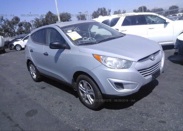 Inventory #843782863 2013 Hyundai TUCSON