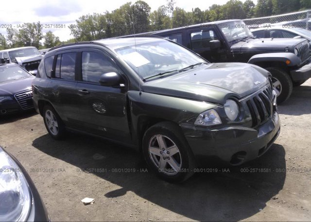 Inventory #770148528 2007 JEEP COMPASS
