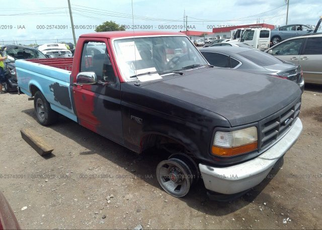 Inventory #274678649 1993 FORD F150