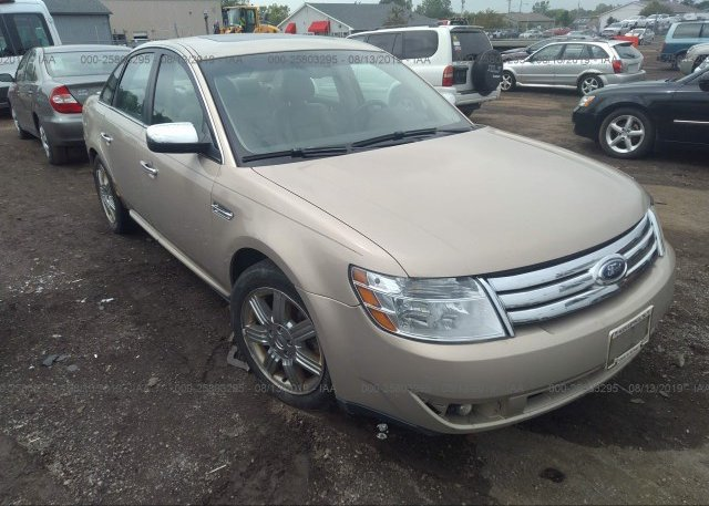 Inventory #582747254 2008 FORD TAURUS