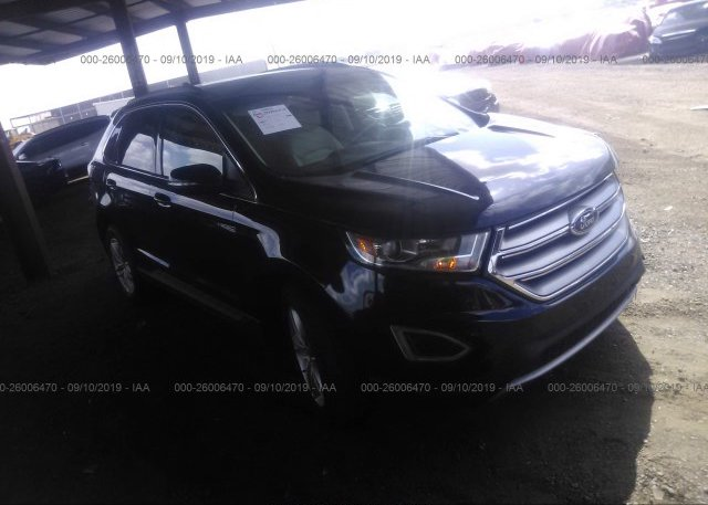 Inventory #420383362 2018 FORD EDGE