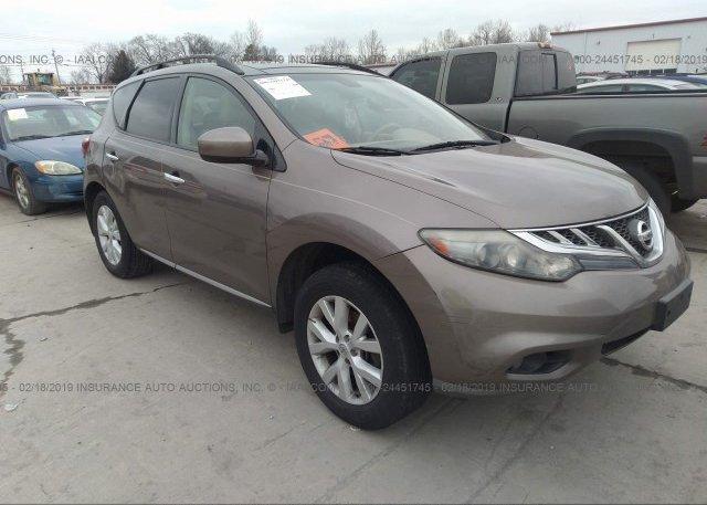 Inventory #546567549 2011 Nissan MURANO