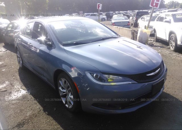Inventory #569228235 2015 Chrysler 200
