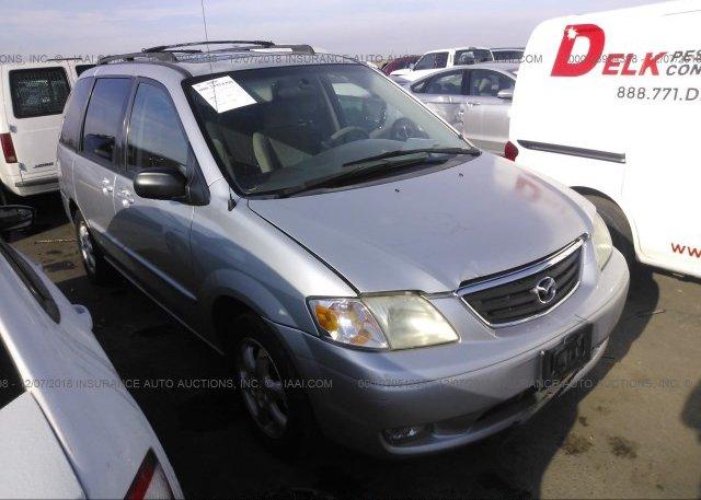 Inventory #218511189 2001 Mazda MPV