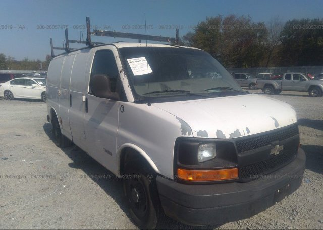 Inventory #503237783 2004 Chevrolet EXPRESS G2500