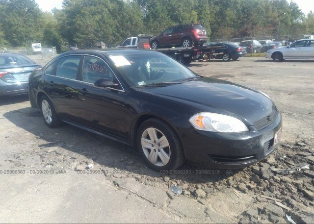 Inventory #964277596 2011 Chevrolet IMPALA