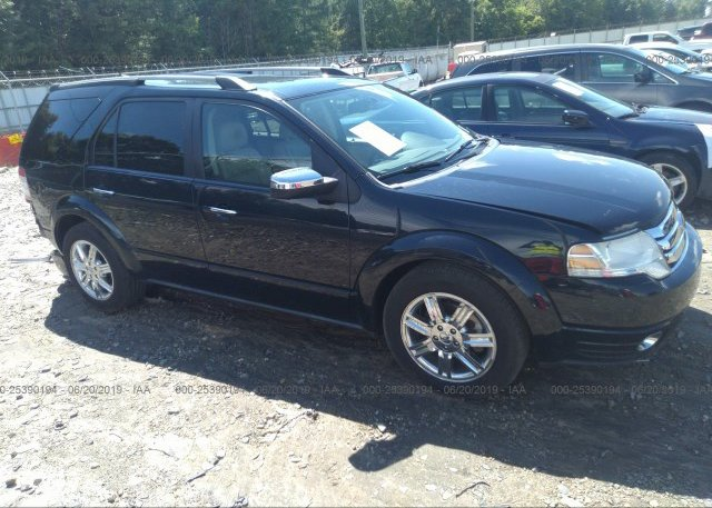 Inventory #233059220 2008 FORD TAURUS X