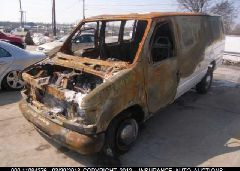 2006 FORD ECONOLINE VAN - 1FTSS34P76HA74165 Right View