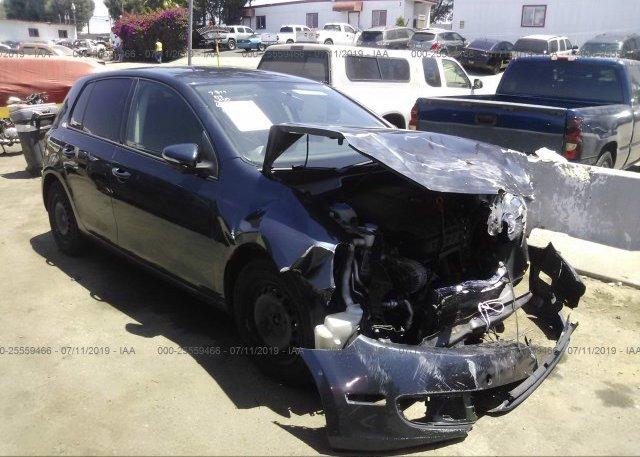 Inventory #169571988 2013 Volkswagen GOLF