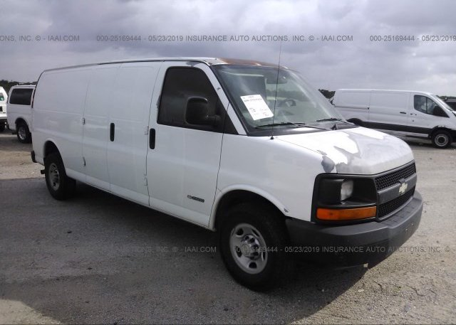 Inventory #289702614 2006 Chevrolet EXPRESS G2500