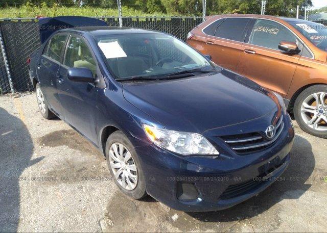 Inventory #931578846 2013 Toyota COROLLA