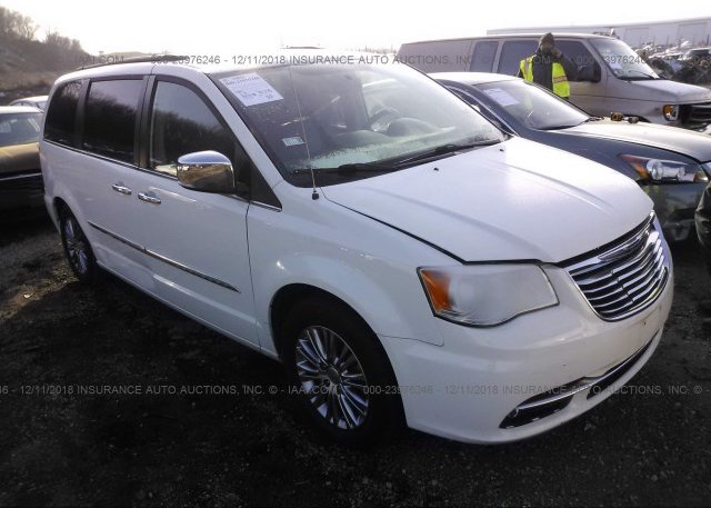 Inventory #802988250 2013 Chrysler TOWN & COUNTRY