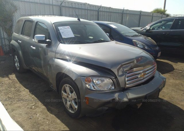 Inventory #616251822 2006 Chevrolet HHR