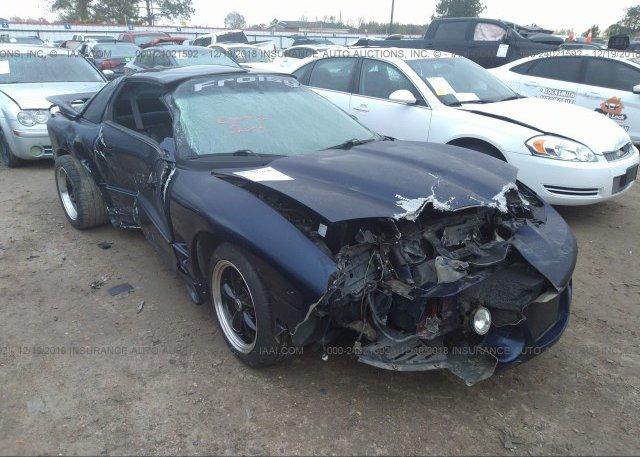 Inventory #831065362 2001 Pontiac FIREBIRD