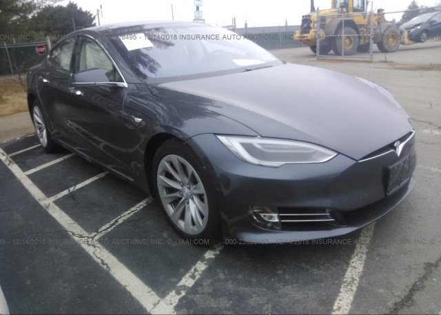 Inventory #111873016 2018 Tesla MODEL S