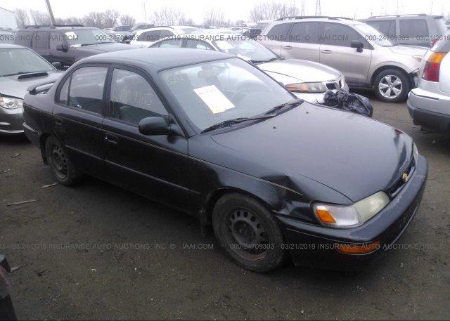 Inventory #968759512 1996 Toyota COROLLA