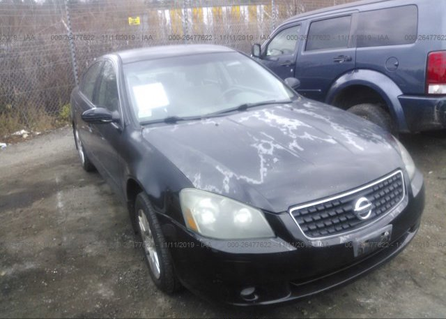 Inventory #210188990 2005 Nissan ALTIMA