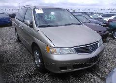 2000 Honda ODYSSEY (U.S.)